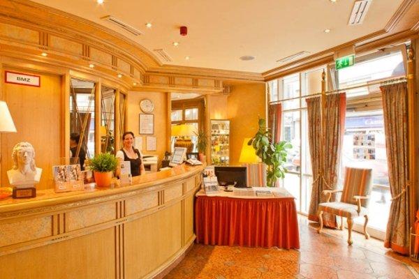 CONRAD-HOTEL de Ville Munchen - фото 18