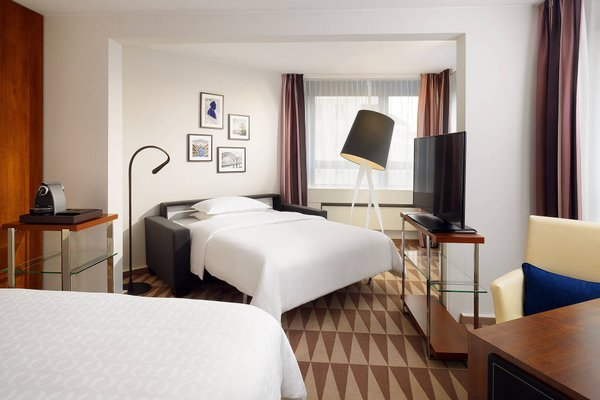 Sheraton Munchen Westpark Hotel - фото 22