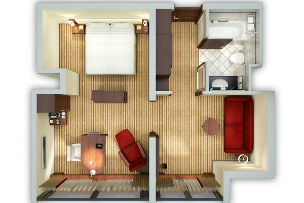 Sheraton Munchen Westpark Hotel - фото 20