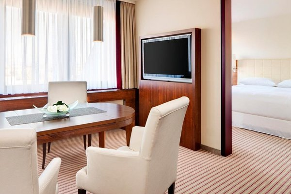 Sheraton Munchen Westpark Hotel - фото 3