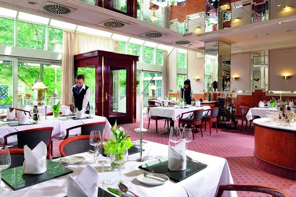 Maritim Hotel Munchen - фото 9