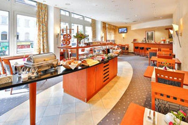 Superior Hotel Prasident - фото 13