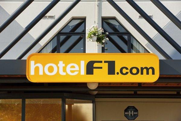 hotelF1 Caen Nord Memorial - 17