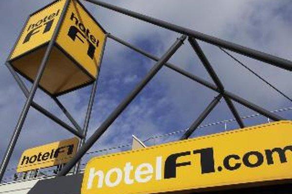 hotelF1 Le Havre - фото 11