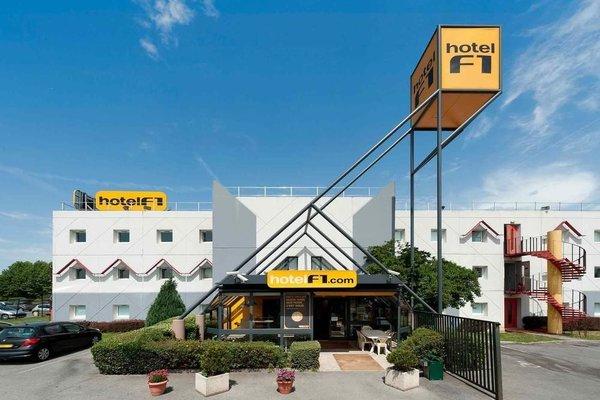 hotelF1 Le Havre - фото 12