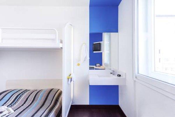 hotelF1 Aulnay Garonor A1 - 11