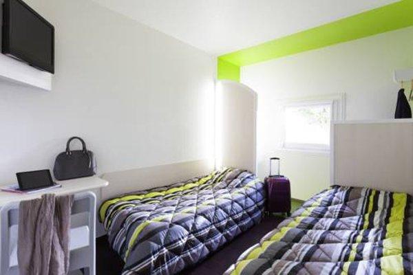 hotelF1 Aulnay Garonor A1 - фото 4