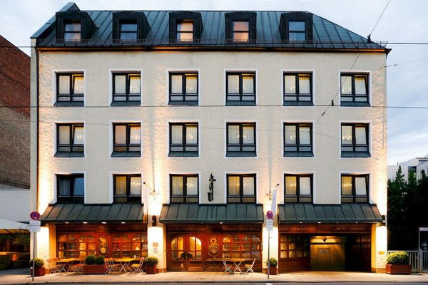 Hotel Prinzregent am Friedensengel - фото 22