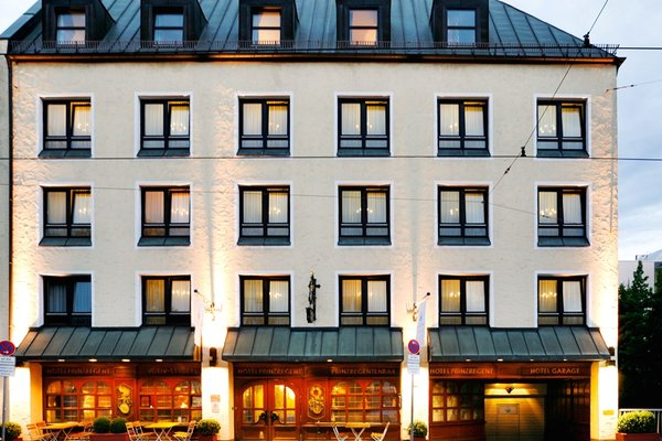 Hotel Prinzregent am Friedensengel - фото 23