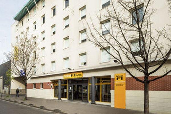 hotelF1 Paris Porte de Montreuil - фото 22