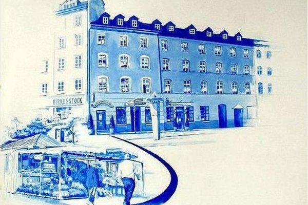 Hotel am Viktualienmarkt - фото 7
