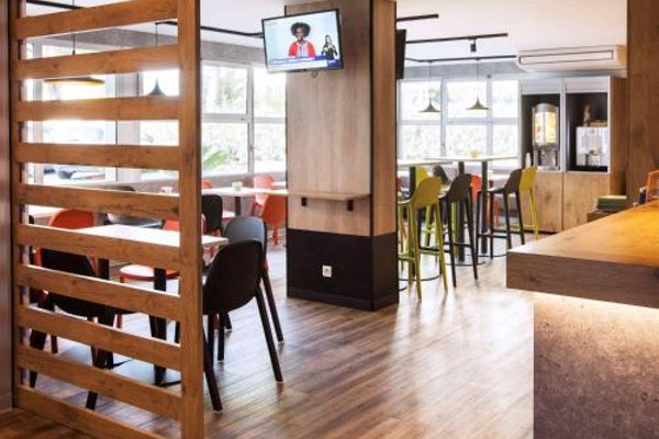 Hotel Ibis Budget Montpellier Centre Millenaire - - 5