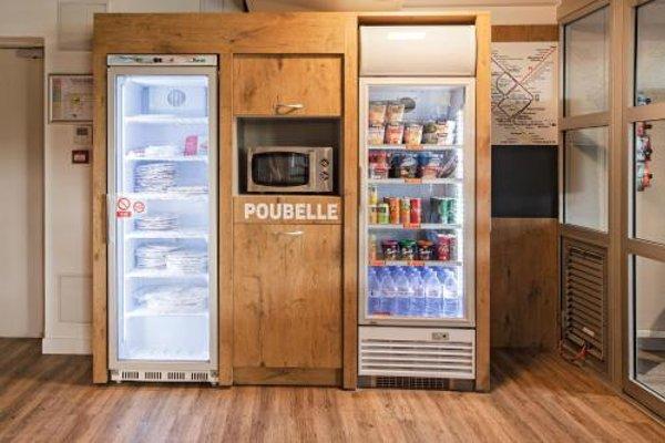 Hotel Ibis Budget Montpellier Centre Millenaire - - 6