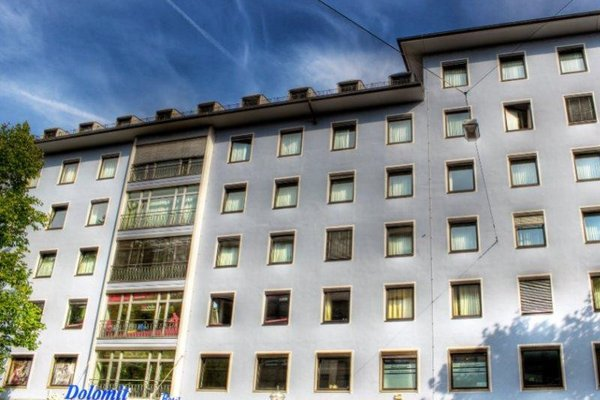 Hotel Dolomit - фото 23