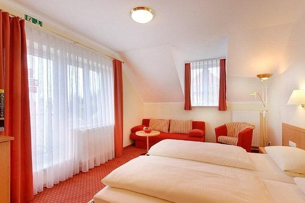 Hotel Kriemhild am Hirschgarten - фото 23