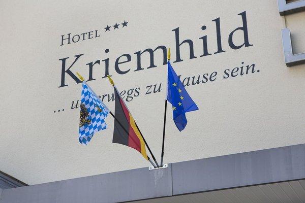 Hotel Kriemhild am Hirschgarten - фото 19