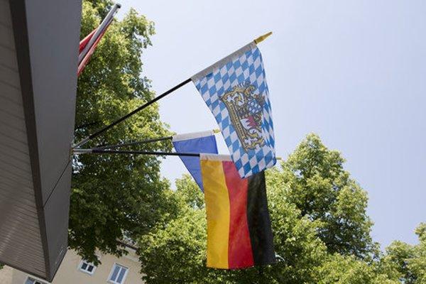 Hotel Kriemhild am Hirschgarten - фото 22