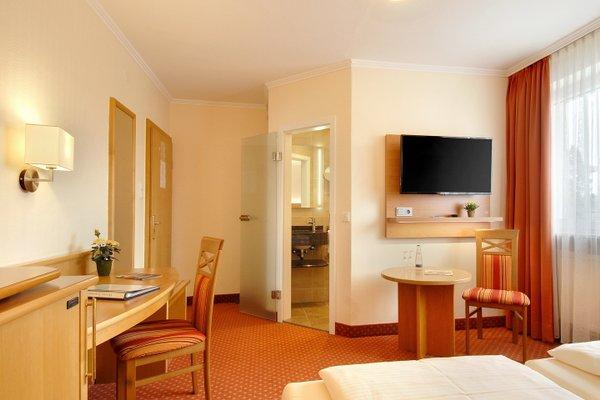 Hotel Kriemhild am Hirschgarten - фото 5
