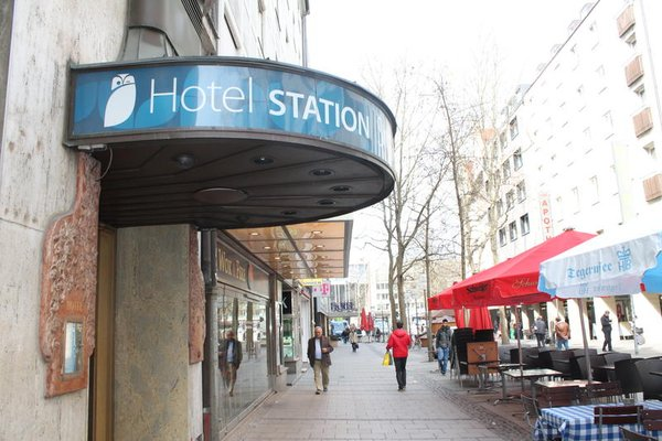 Smart Stay Hotel Station - фото 23