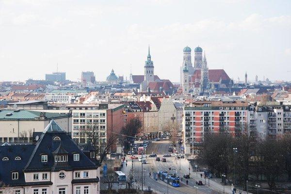 Holiday Inn Munich - City Centre - фото 22