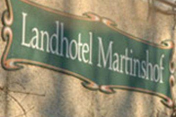 Landhotel Martinshof - фото 17
