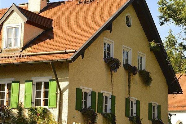 Landhotel Martinshof - фото 22
