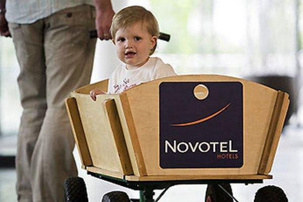 Novotel Munchen Messe - фото 10
