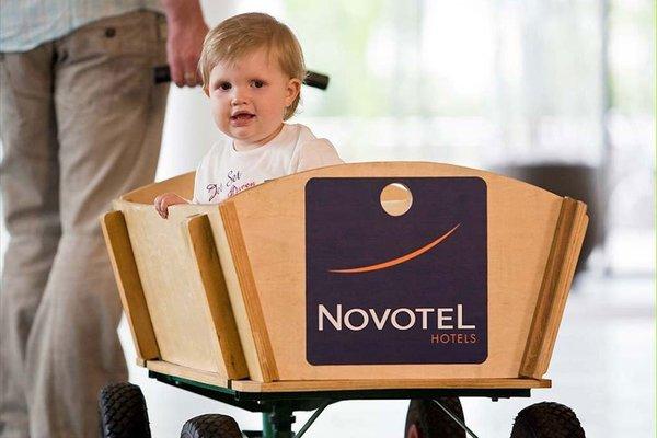 Novotel Munchen Messe - фото 12