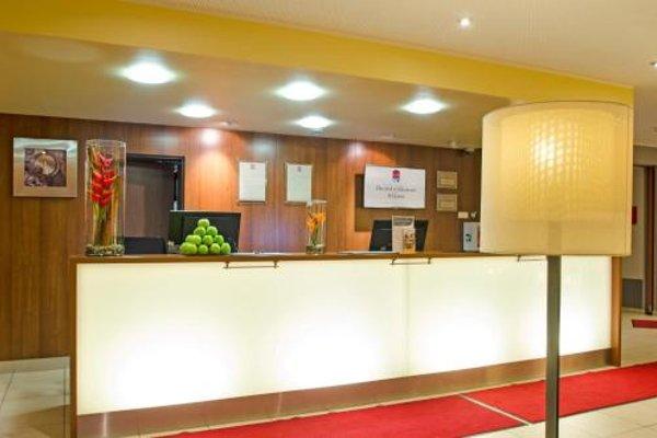 Star Inn Hotel Munchen Schwabing, by Comfort - фото 16