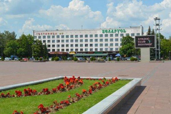 Гостиница Беларусь - фото 22