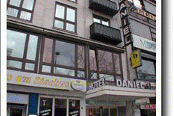 Hotel Daniel - фото 21