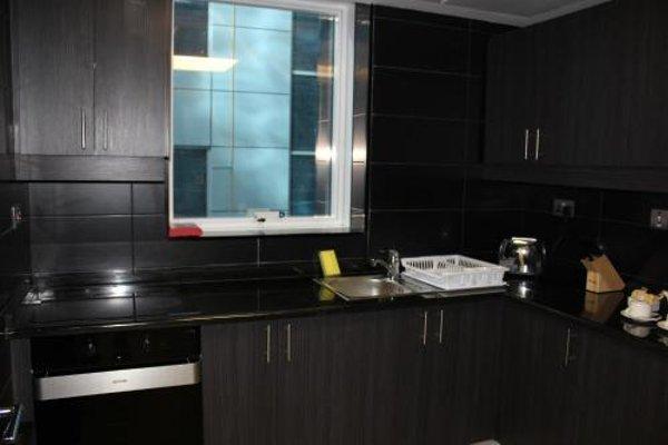 Al Diar Sawa Hotel Apartments - фото 11