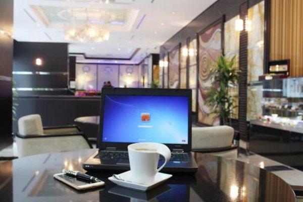 Al Diar Sawa Hotel Apartments - фото 13