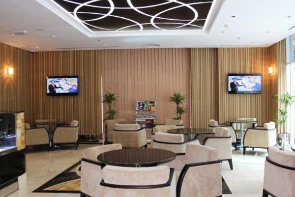 Al Diar Sawa Hotel Apartments - фото 14