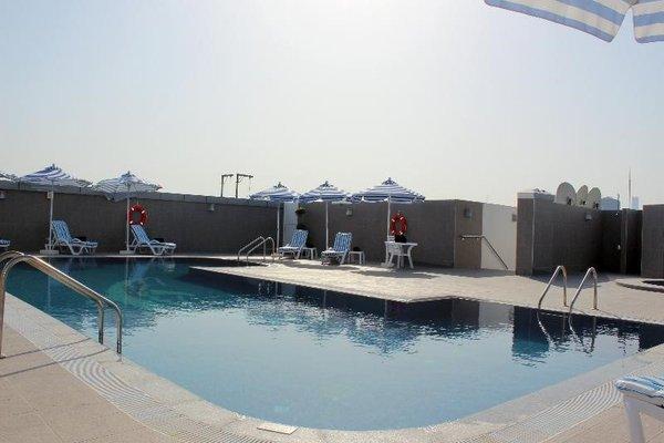 Al Diar Sawa Hotel Apartments - фото 20