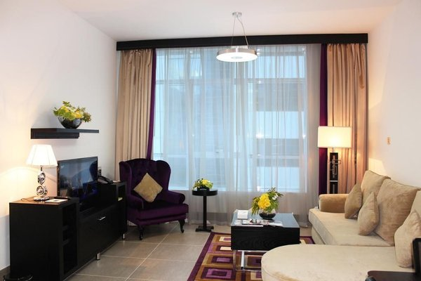 Al Diar Sawa Hotel Apartments - фото 5