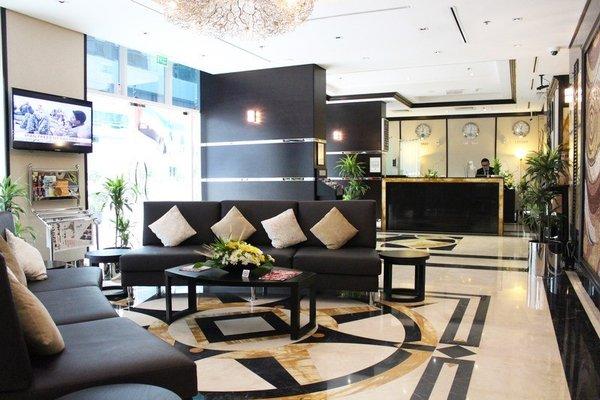 Al Diar Sawa Hotel Apartments - фото 7