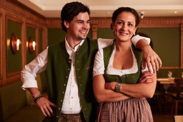 Hotel Prinzregent - фото 18