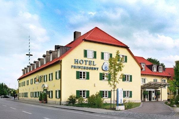 Hotel Prinzregent - фото 22