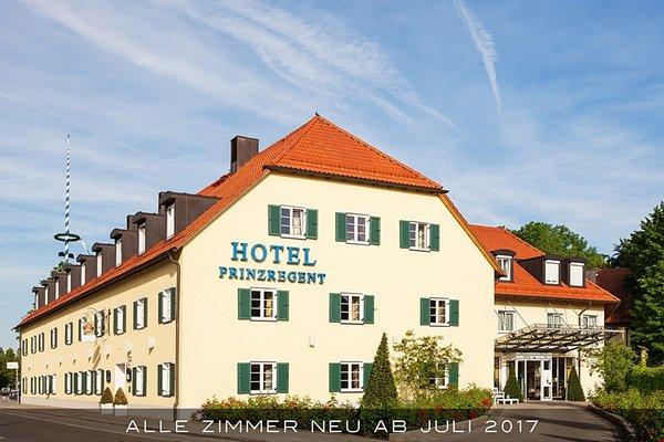 Hotel Prinzregent - фото 23
