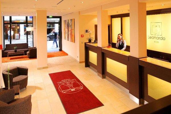 Leonardo Hotel Munchen City Center - фото 15