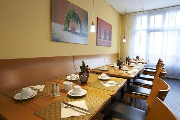 Ghotel Hotel & Living Munchen Zentrum - фото 12