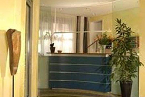 Ghotel Hotel & Living Zentrum - фото 15