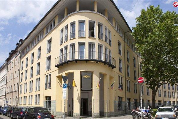 Ghotel Hotel & Living Zentrum - фото 21