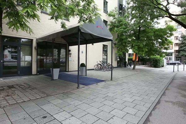 Fleming's Hotel Munchen-Schwabing - фото 20