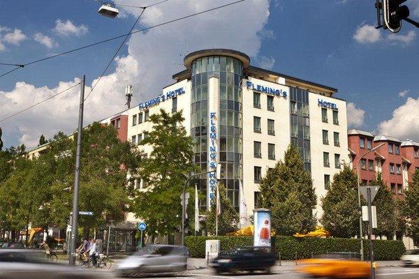 Fleming's Hotel Munchen-Schwabing - фото 22