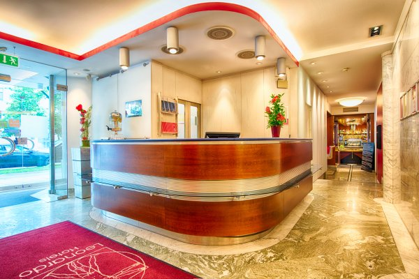 Leonardo Hotel Muenchen City West - фото 16