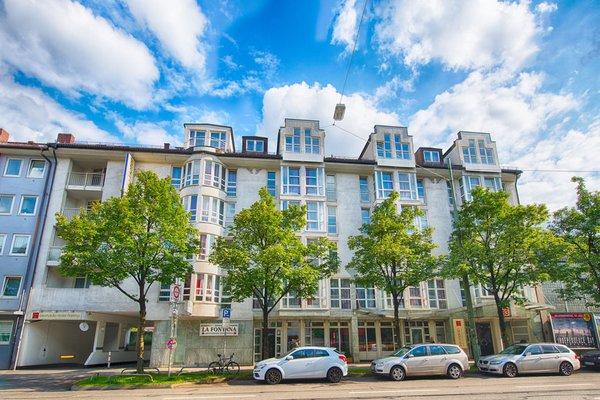 Leonardo Hotel Muenchen City West - фото 23