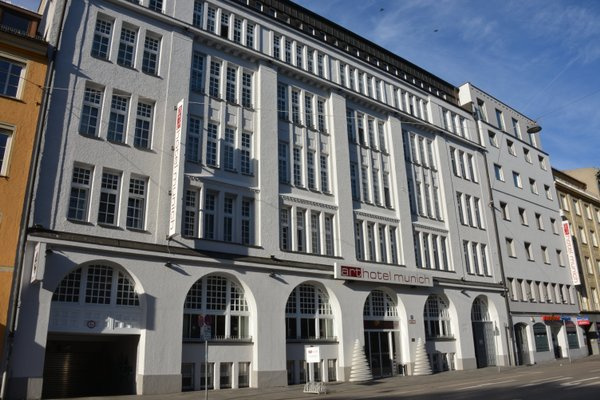 Arthotel Munich - фото 22