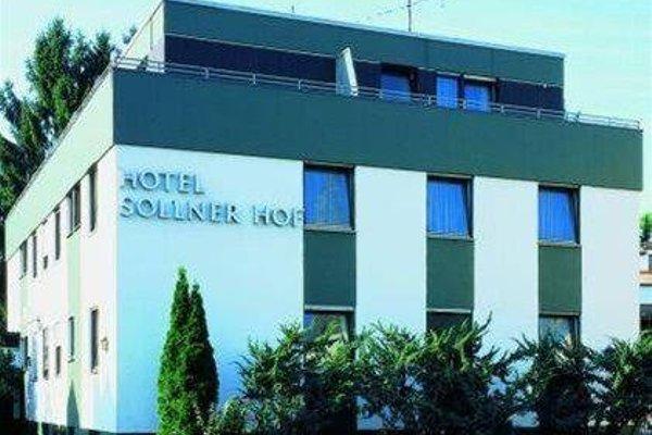 Hotel Sollner Hof - фото 23